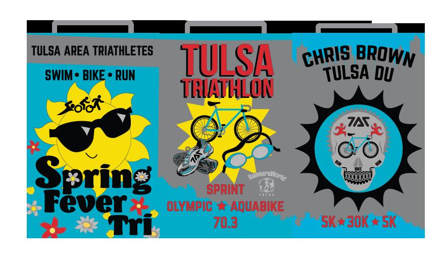 TAT Race Series hosted by Tulsa Area Triathletes